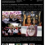 """The 2nd Annual Claremont International Jain Conference: """"Women's Perspectives in the Dharma Traditions (and beyond)"""". August 23-24, Claremont, California"""