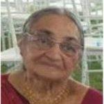 Indiraben Jayantilal Parbat Shah (20.02.1937-07.10.2020)