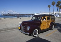 Classic Woodies in Oceanside