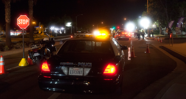 Oceanside DUI-Driver's License Checkpoint Planned for July