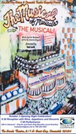 Musical of Musical, the Musical poster