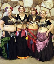 Roya Tribal Belly Dancers