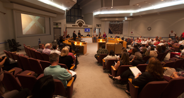 Special O'side City Council Meeting Reset for Dec. 14