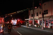 Photo courtesy of Oceanside Firefighter, Chad Cox