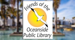 Friends of Oceanside Public Library logo