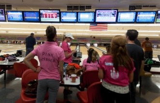 The Pink Ladies and the Pin Queens