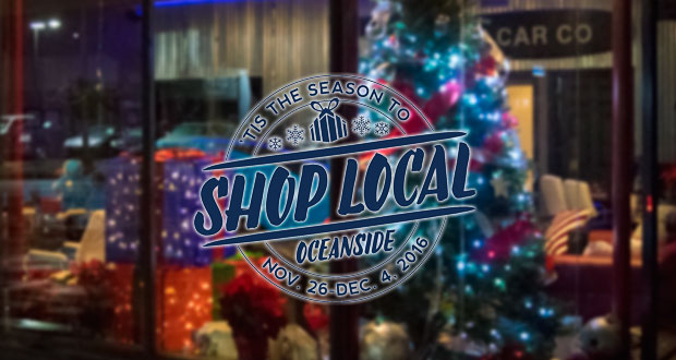 MainStreet Oceanside Launches Gift Guide to Help Holiday Shoppers Buy Local