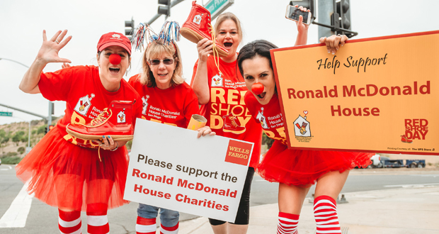 Volunteers Needed in Oceanside to Support 10th Annual Red
