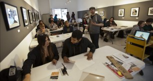 "The Hill Street Country Club, workshop led by Joseph Crone ""Photorealism through Drawing"""