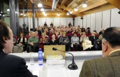 Conferencia no Barco do director de Seguridade e Transportes do Banco de España