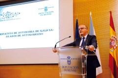 A Deputación celebra o 33º aniversario do Estatuto de Autonomía de Galicia