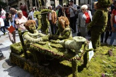 Ourense festexa a primavera
