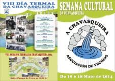 Semana Cultural A Chavasqueira, do 10 ao 18 de maio en Ourense