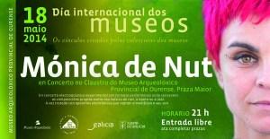 O Arqueolóxico ourensán festexa o Día Internacional dos Museos