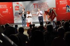 Gómez Besteiro, no mitin do PSdeG-PSOE no Barco