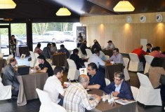 Empresas valdeorresas e bercianas nun Speed Networking
