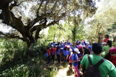 Xogaconnosco, no Parque Natural da Serra da Enciña da Lastra