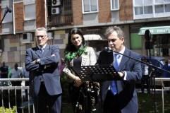 O son da gaita inaugura a XVII Feira do Viño de Valdeorras