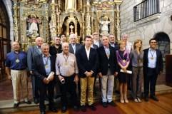 A Confraría dos Viños de Monterrei recibe a catro novos membros