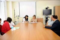 Convenio entre o Sergas e a Fundación de Fátima en Valdeorras