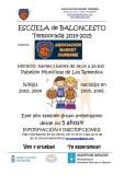 Concentración de escolas de minibasquet en Ourense