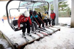 A estación de Manzaneda aumenta a superficie esquiable