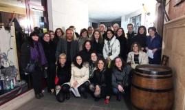 Reencontro de ex alumnos da promoción de 1984 do Divina Pastora do Barco