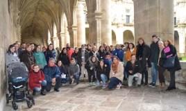 Visita guiada e teatralizada ao Mosteiro de Celanova