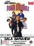 O humor de Juan Muñoz, no Baranda