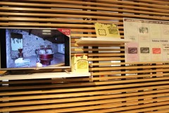 A futura Casa do Chocolate de Parada de Sil promociónase en Monforte