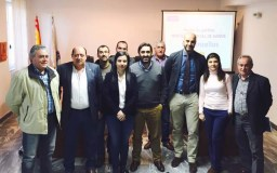 Reunión do comité de campaña provincial do PP en Bande