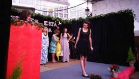 O desfile de moda de Trives, en imaxes