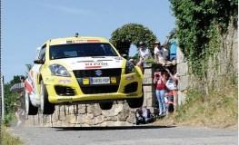 Arranca o 48 Rallye Ourense Termal