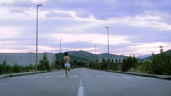 """Unha das esceas coas que comeza a curtamatraxe """"Renacimiento""""./ Foto: Dupla Takes."""