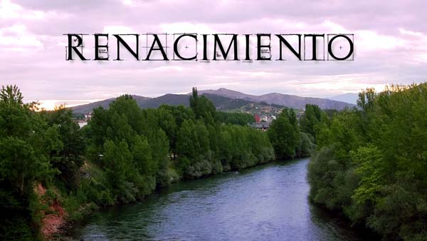 """Outro dos fotogramas do inicio de """"Renacimiento""""./ Foto: Dupla Takes."""