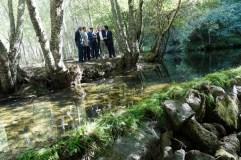 126.000 euros para restaurar o cauce do Xares na Veiga