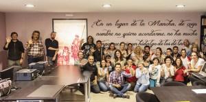 """A Veiga súmase á iniciativa """"Estrela Cervantes"""""""