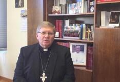 Monseñor Juan Antonio Menéndez, novo bispo de Astorga