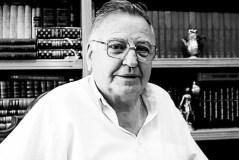 Falece Baldomero García, fundador do Instituto de Estudos Valdeorreses