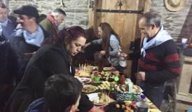 A VII Ruta do Viño de Correxais reúne a 400 persoas