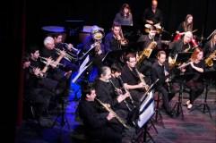 Os alumnos de saxofón do Conservatorio C. Halfter de Ponferrada actúan no Barco