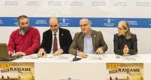 Celanova festexa a XV romaría etnográfica Raigame o 17 de maio