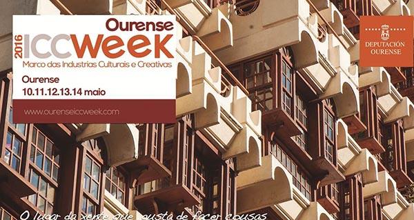 A Ourense ICC Week prolongarase ata o día 14.