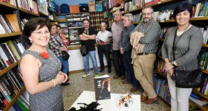 O nacemento de Montefurado, na última novela de Celia Díaz