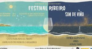 III Ribeiro son de Viño, en xullo en San Vicente do Mar