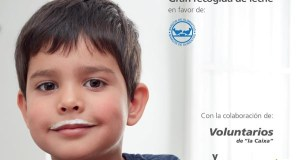 Sober colabora nunha campaña a favor dos bancos de alimentos