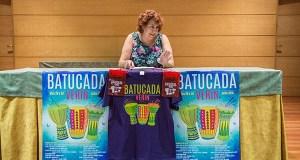 A Batucada de Verín aposta este ano pola música rock da man de artistas locais