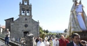 A confraría da Virxe do Rosario cumpre 300 anos en San Xoán de Barrio