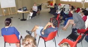 Lactación materna e alimentación complementaria, nunha charla no Barco
