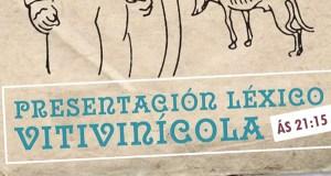 Presentación de léxico vitivinícola, en Castrelo de Miño